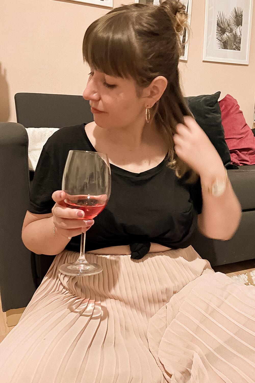 Mädelsabend mit Weinen vom Weinkontor Wetzel