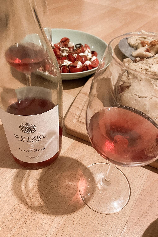 Weinkontor Wetzel Roséwein Cuvée Rosé