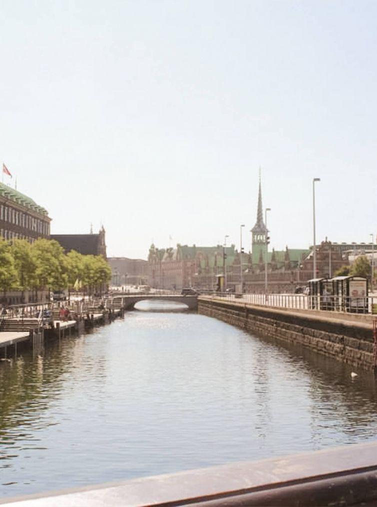 Blick auf Kopgenhagen