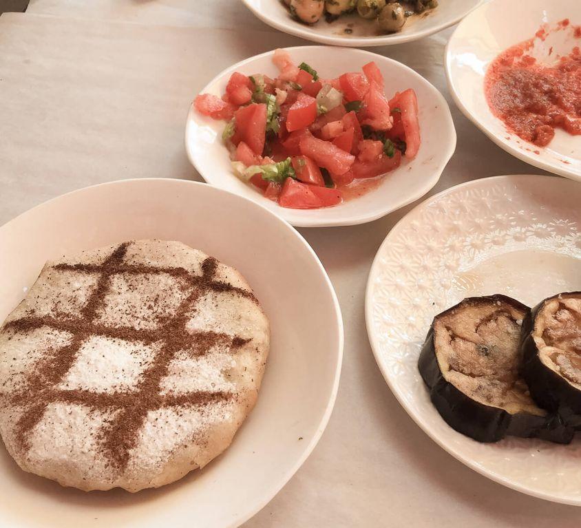 Marrokanisches Essen
