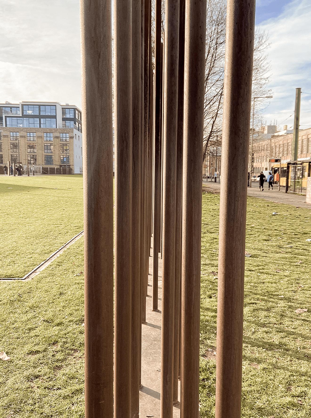 Denkmal Berliner Mauer