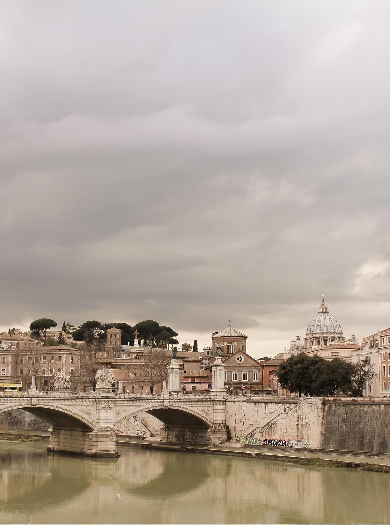 tiber in rom