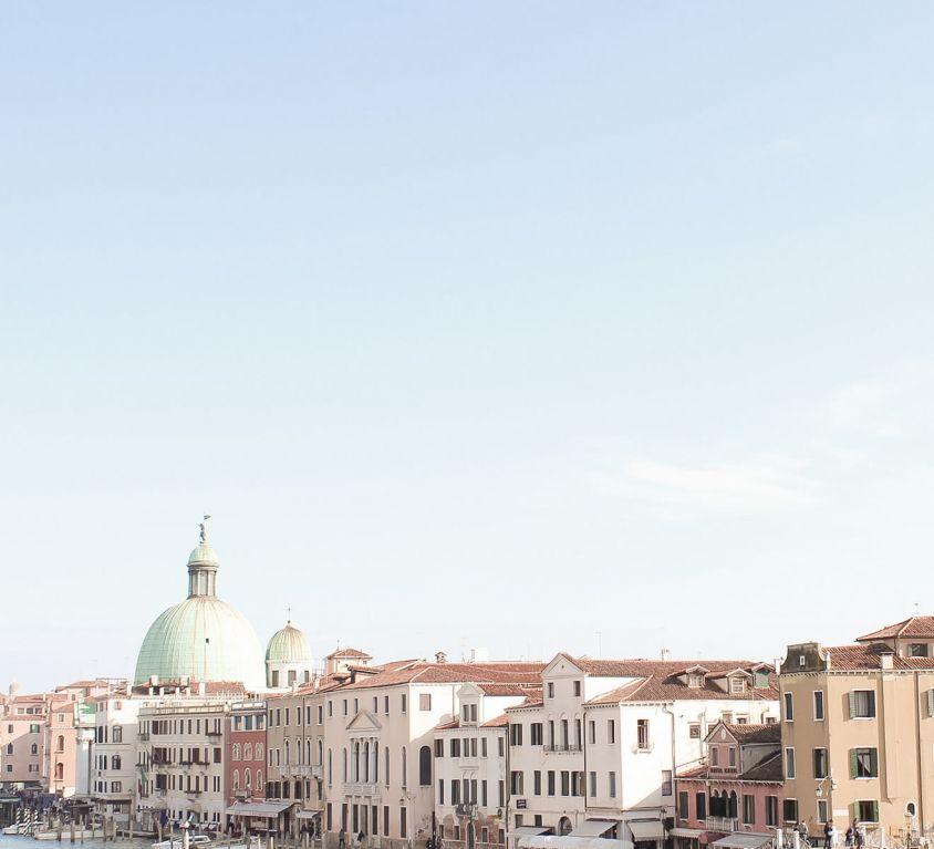 Dächer Venedigs