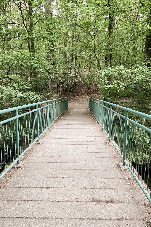 Brücke im Tegeler Fließ