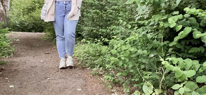 Wandern im Tegeler Fließ