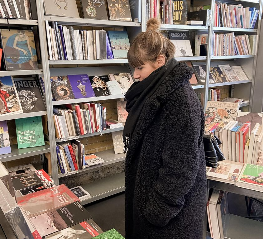 Bücher stöbern in Berlin