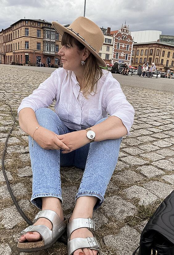 traveling & other stories in Stralsund