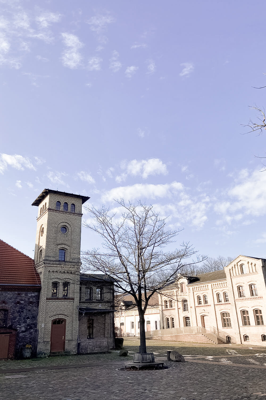 Dampfturm Gutshof Britz