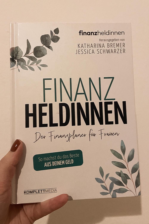 Cover von Finanzheldinnen: Der Finanzplaner für Frauen