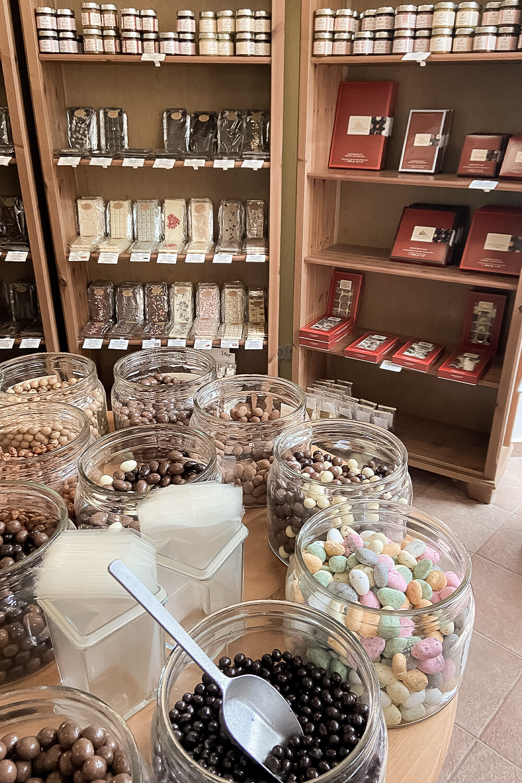 Details im Chocoladen in Potsdam