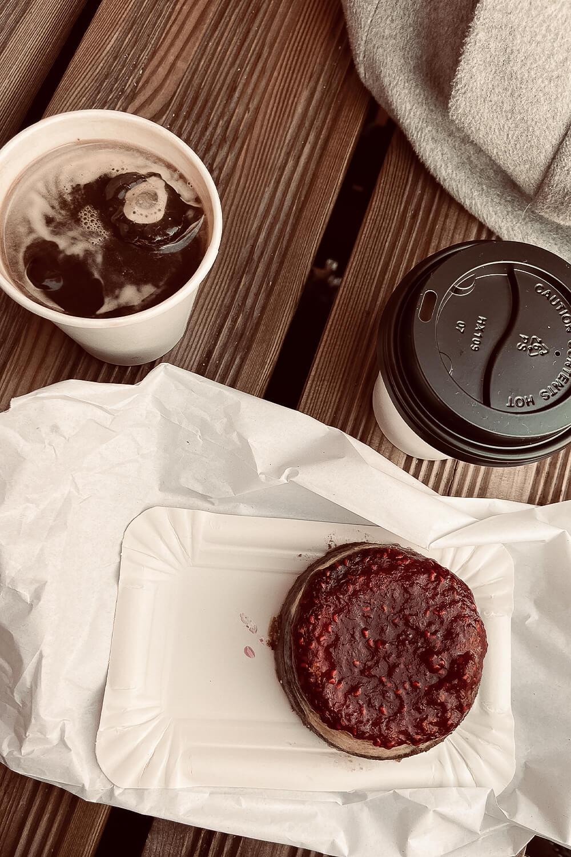 Kaffee und Kuchen von Buena Vista Coffee Club in Potsdam