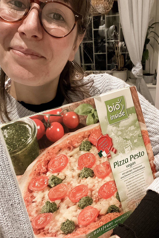 vegane TK Pizza