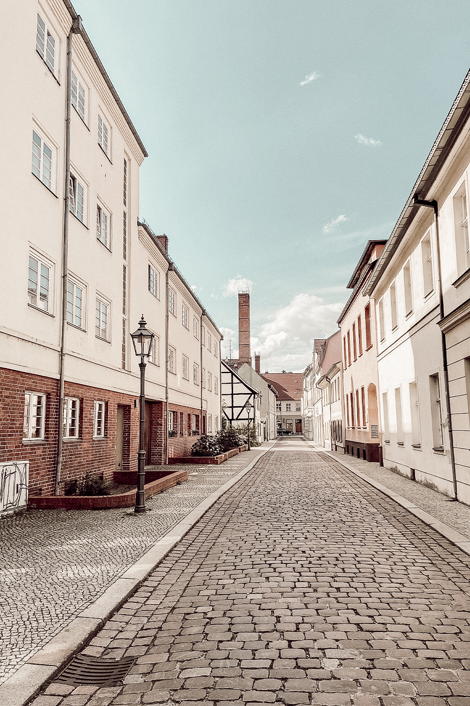 Altstadtstraße in Brandenburg an der Havel
