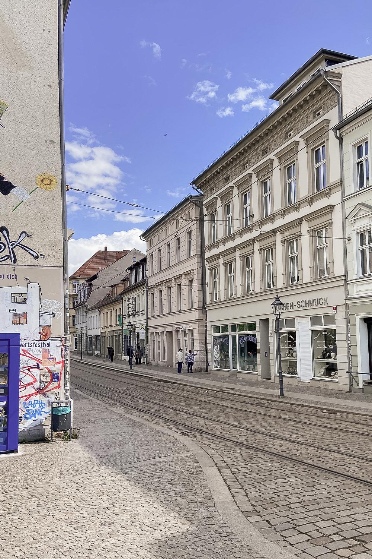 Altstadt in Brandenburg an der Havel