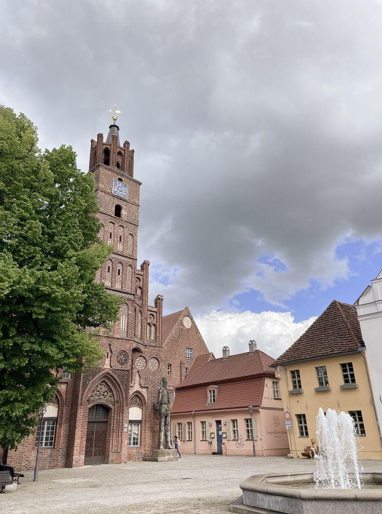 Altstädtischer Markt in Brandenburg an der Havel