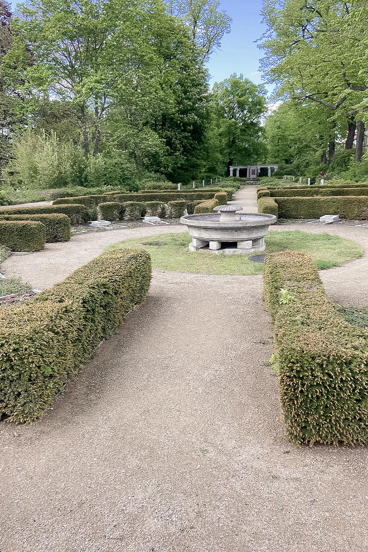 Garten in Brandenburg an der Havel