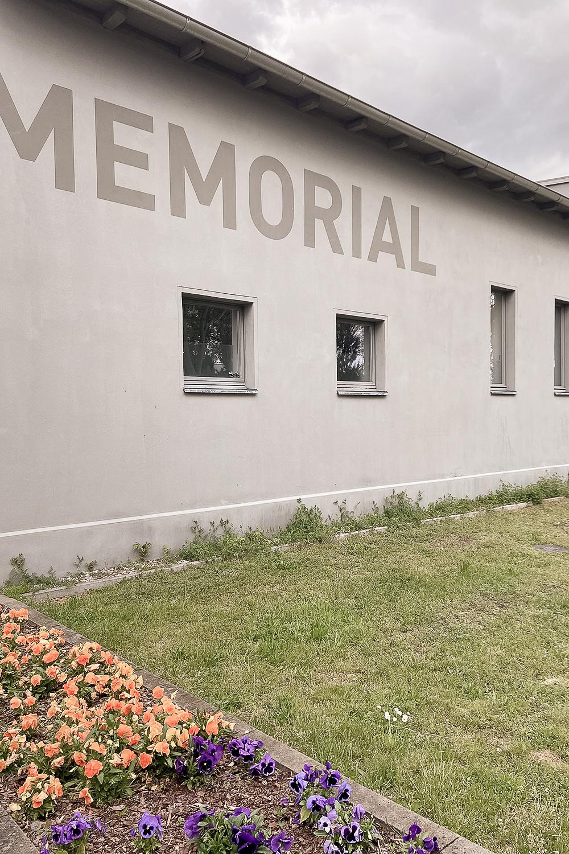 Gedenkstätte für die Opfer der Euthanasie Morde in Brandenburg an der Havel