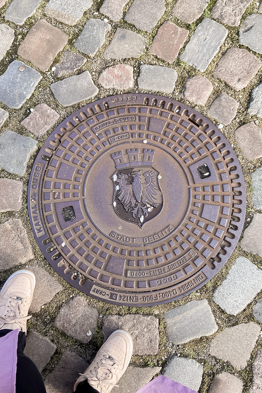 Gullidecke in Beelitz