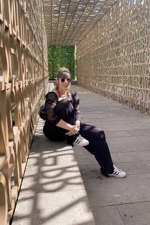 Christlicher Garten in den Gärten der Welt Berlin