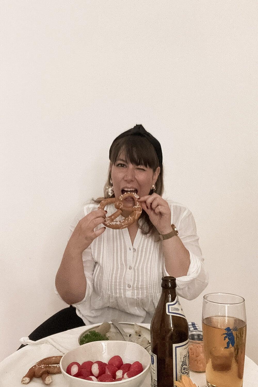 Brezen essen