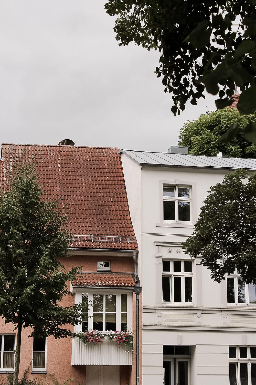 Häuser in Greifswald