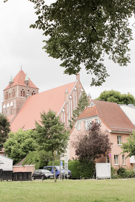 Marienkirche in Greifswald