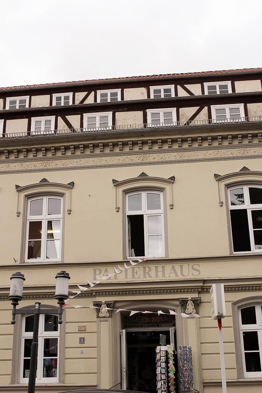 Papierhaus in Greifswald