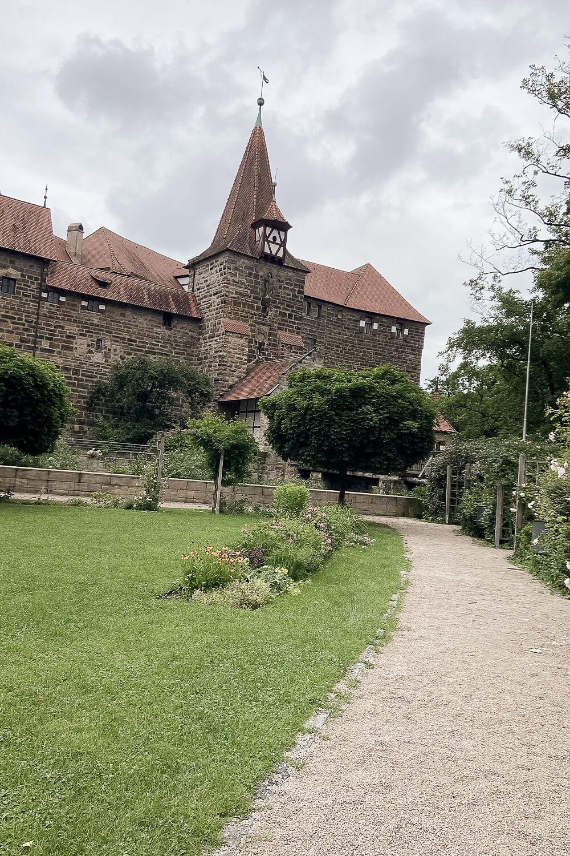 Wezelsburg in Lauf an der Pegnitz