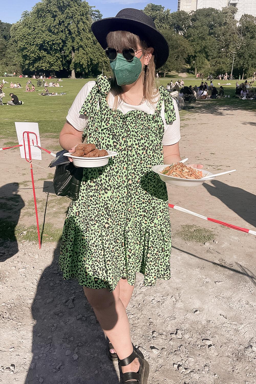 Essen holen im Thai Park Berlin