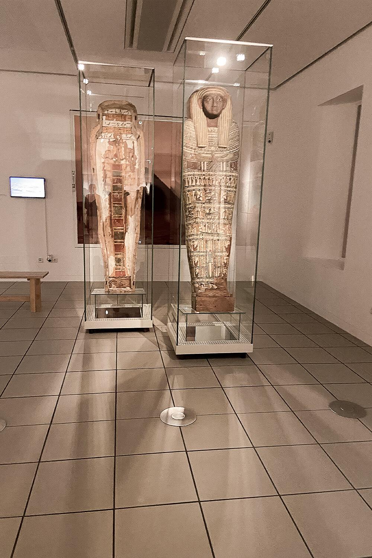 Ägyptische Ausstellung im Gustav-Lübcke-Museum in Hamm