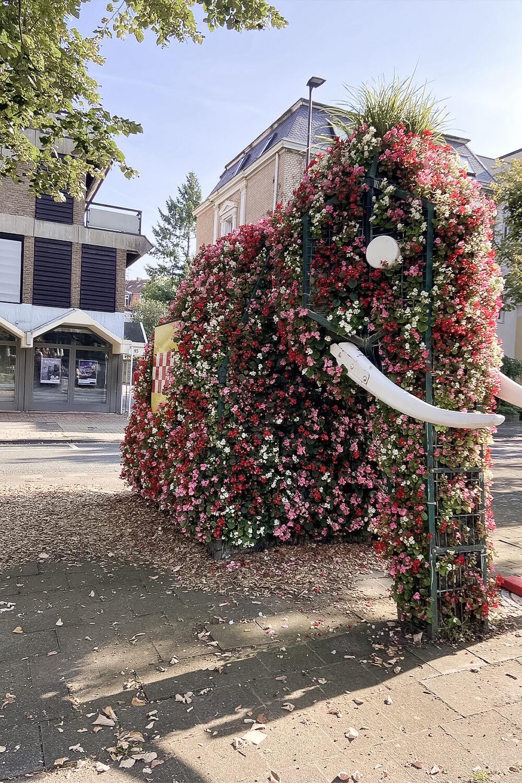 Blumenelefant in Hamm
