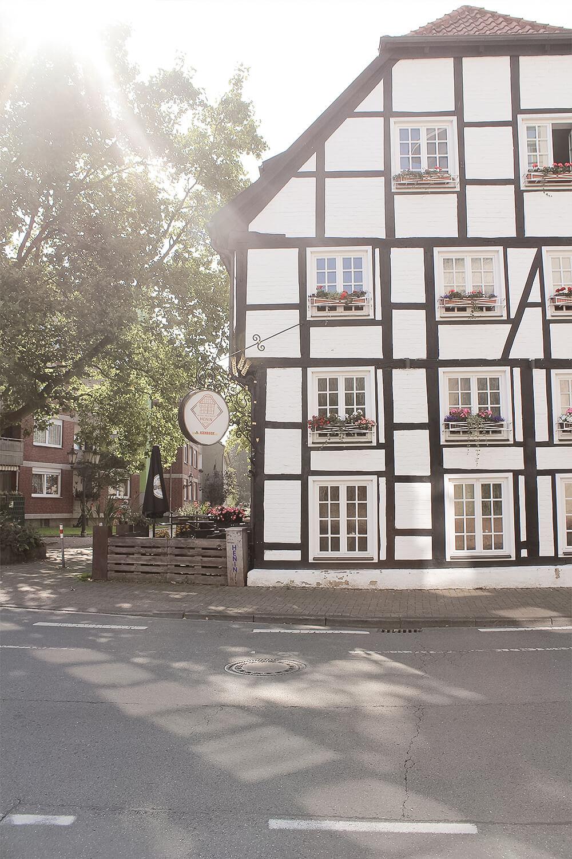 Fachwerkhaus in Hamm