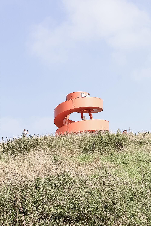 Haldenturm in Hamm