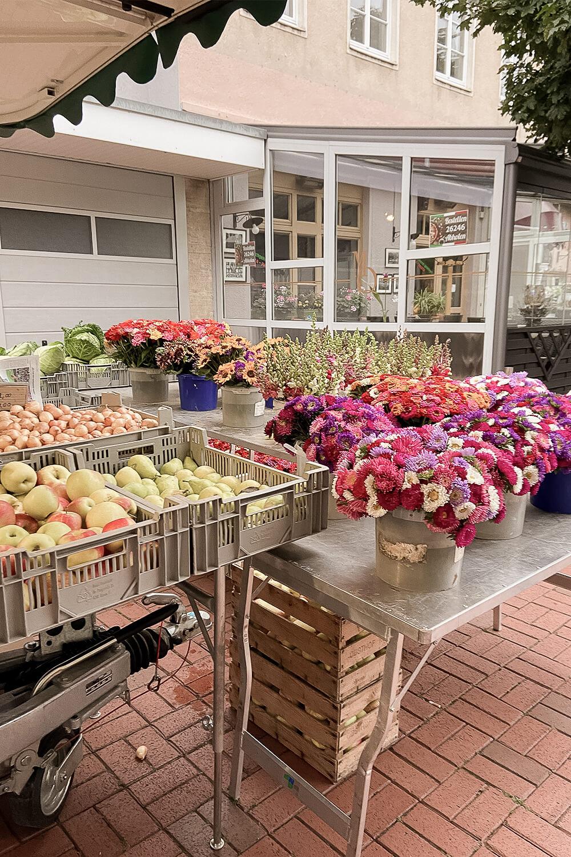 Markt in Hamm