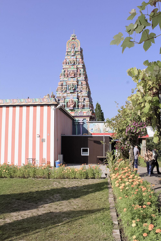 Hindu-Tempel in Hamm