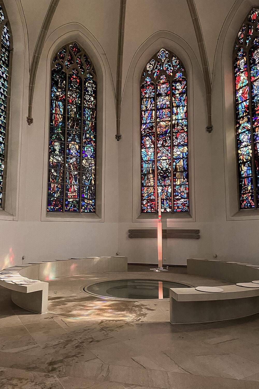 Kirche in Hamm