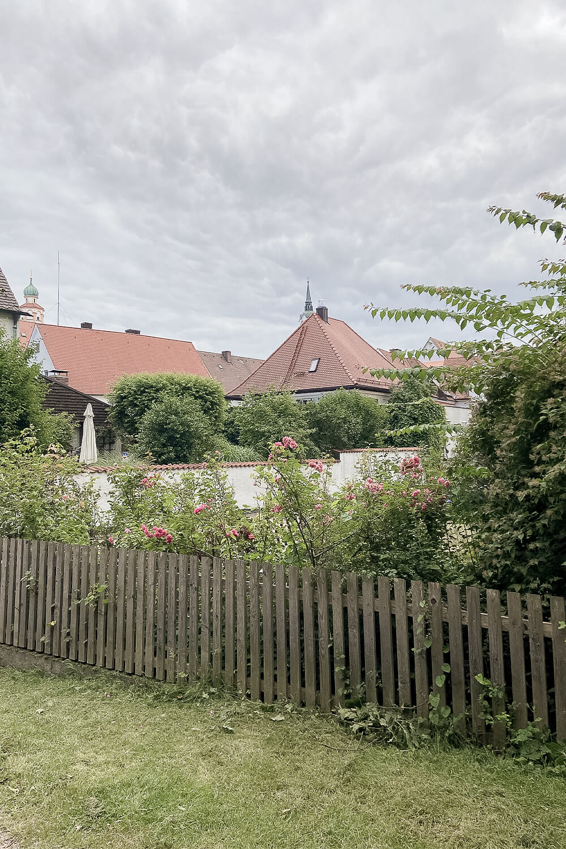 Altstadtgarten in Schrobenhausen