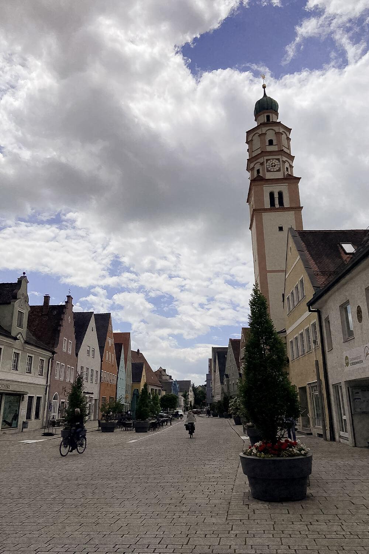 Lenbachstraße Schrobenhausen