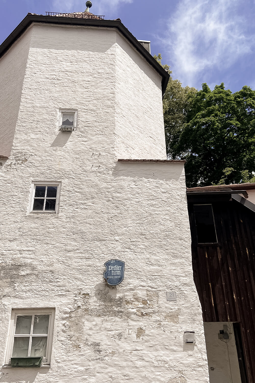 Pechlerturm Schrobenhausen