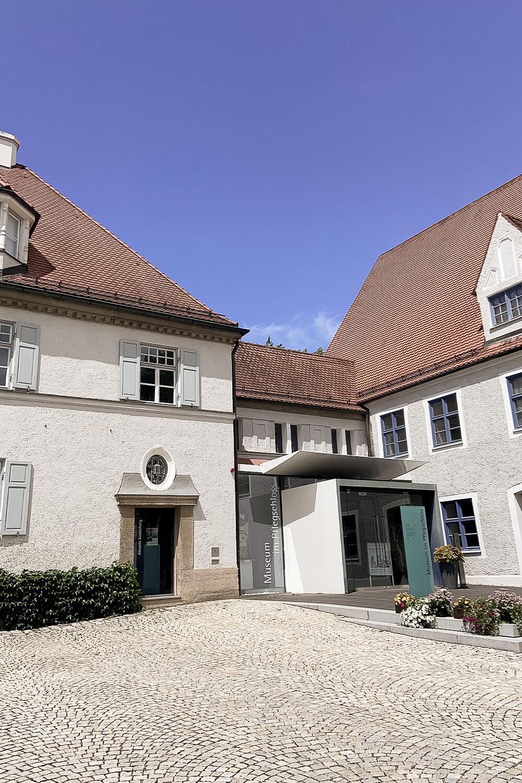 Museum im Pflegeschloss in Schrobenhausen
