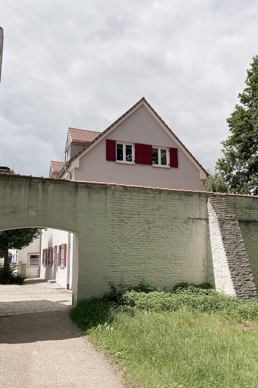 Stadttor Schrobenhausen
