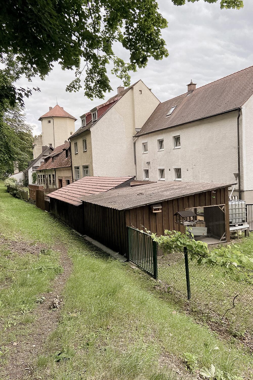 Stadtwall Schrobenhausen