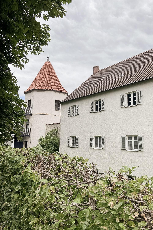 Turm Stadtmauer Schrobenhausen